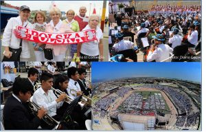 La Orquesta Sinfónica Juvenil de Chimbote en la beatificación de los mártires del Perú