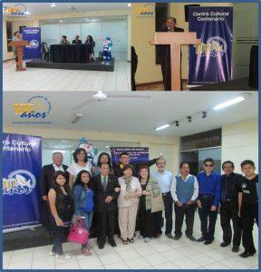 IFLAC en el Centro Cultural Centenario