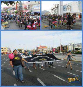 Celebración del Dia de la Mujer en Chimbote