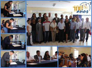 Lanzamiento del Proyecto Escuelas Ecoeficientes
