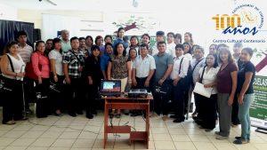 Taller de capacitación para la Gestión del Agua organizada por Escuelas Ecoeficientes