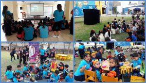 Jornada creativa por la semana de la Educación Inicial