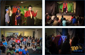 "Obra teatral ""Buscando a Shester"" en el Centro Cultural Centenario"