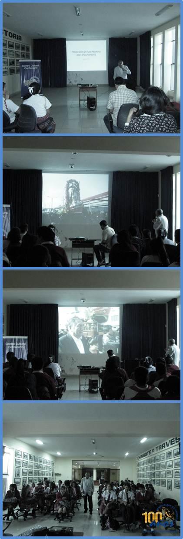 Conferencia «Los jóvenes redescubren a San Pedrito»