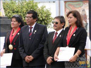 Reconocimiento Medalla Cívica de la Educación