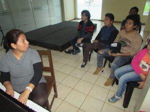 Inscripciones abiertas para clases de canto en el Centro Cultural Centenario de Chimbote