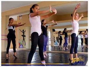 Oportunidad de practicar el ballet en el Centro Cultural Centenario de Chimbote