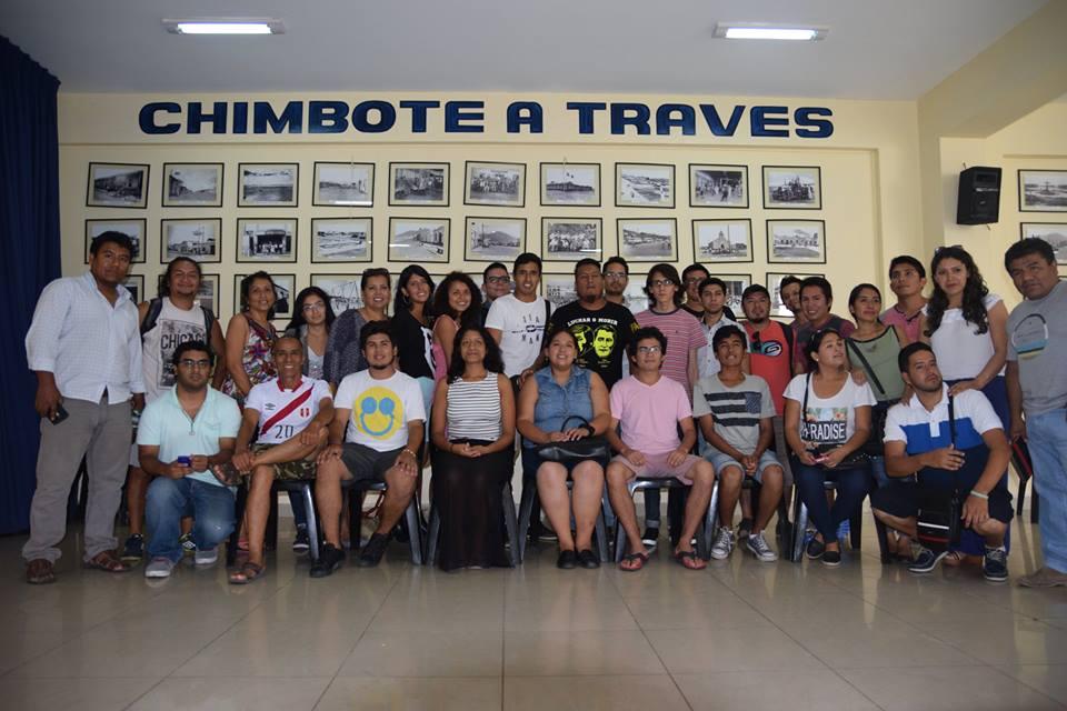 Segundo Pre-Encuentro Chimbote