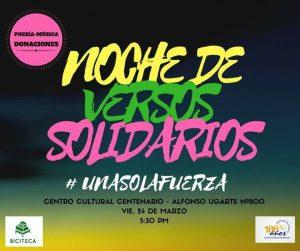 Noche de Versos Solidarios