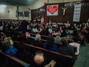 Concierto en Homenaje a la Madre Chimbotana por La Orquesta Sinfónica Infantil Juvenil de Chimbote