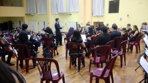 Concierto Benéfico de la Orquesta Sinfónica Infantil Juvenil de Chimbote