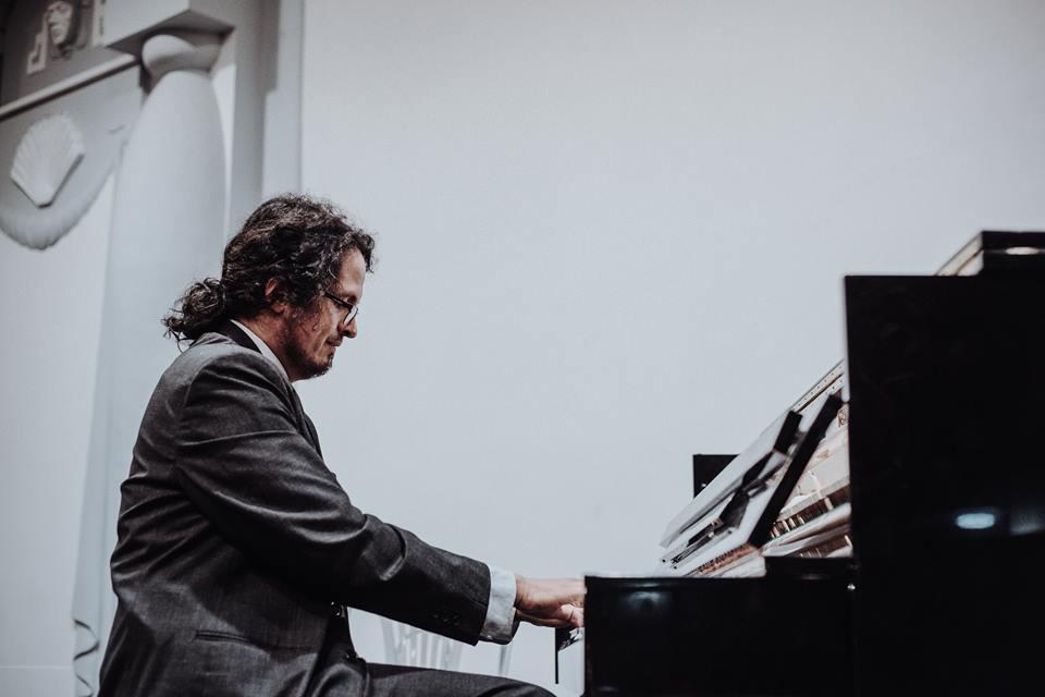 Recital de piano de Iván Marquina