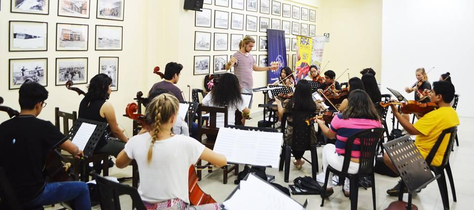 Orquesta Sinfónica Infantil Juvenil de Chimbote