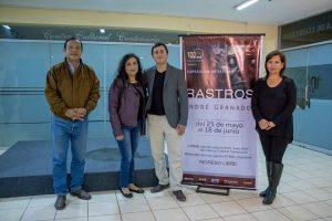 """Exposición """"Rastros"""""""