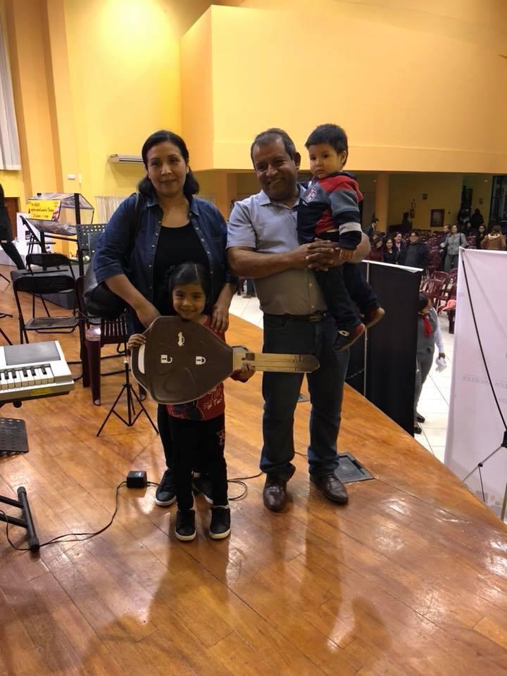 Rifa Pro Fondos de la Orquesta Sinfónica