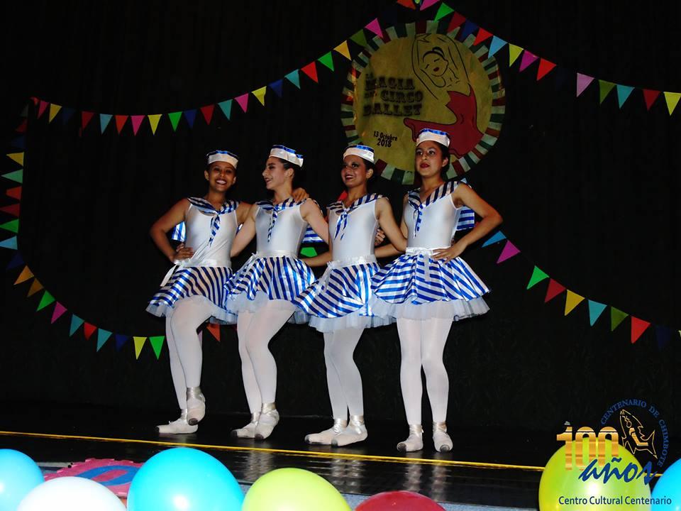 La Magia del Circo Ballet