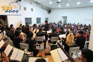Concierto de Gala de la Orquesta Sinfónica Infantil Juvenil de Chimbote