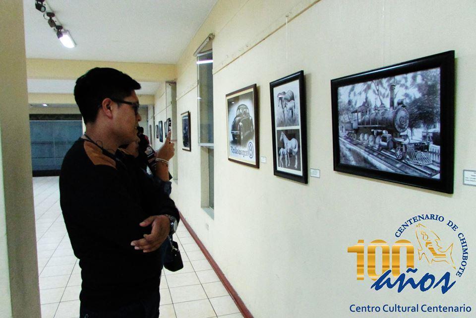 Muestra Pictórica Individual: «Pasos de la Naturaleza»