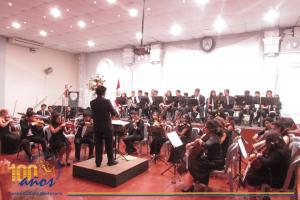 Concierto de Gala OSIJCH por el 112 Aniversario de Chimbote