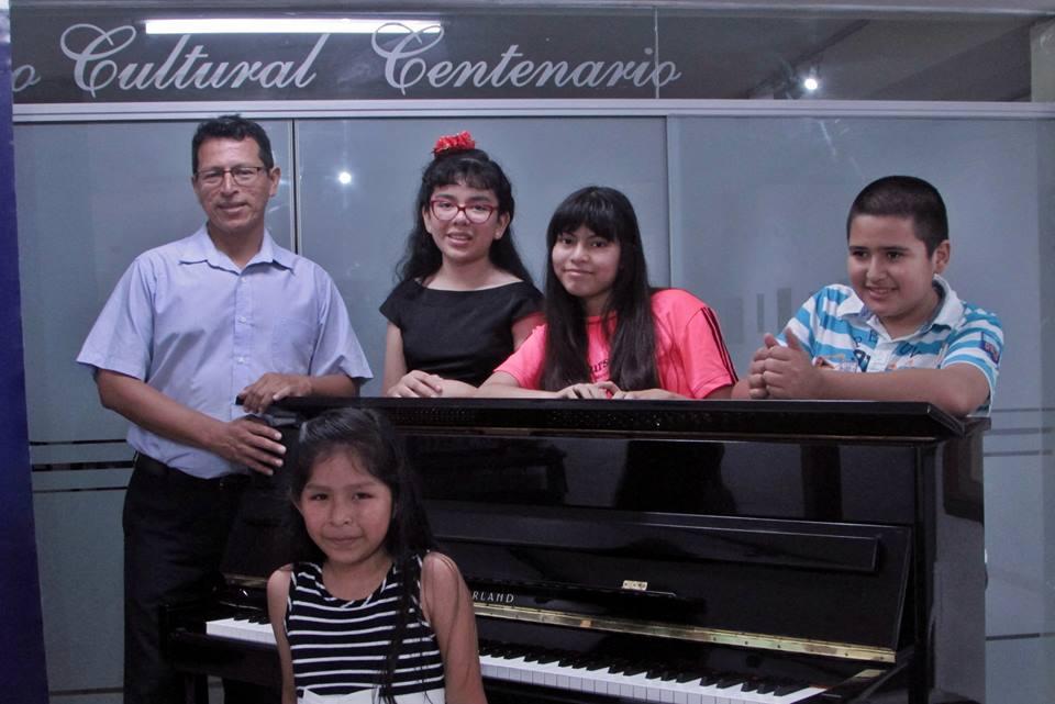 Recital Interno de Piano
