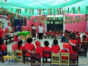 Navidad con Mandarina en Tambo Real
