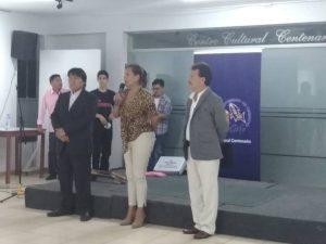 """Exposición pictórica: """"Mentes oxidadas"""""""