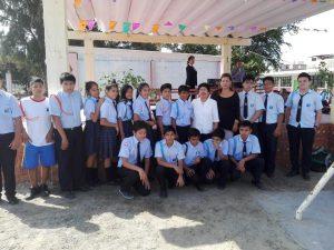 Brigada Escolar Ambientalista de la I.E. Las Américas