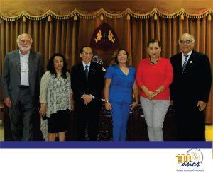 Conferencia de prensa IFLAC - Perú