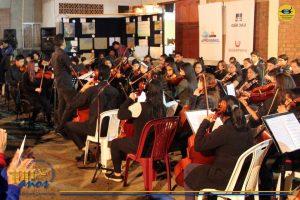 Concierto en Parroquia San Luis Gonzaga de la Orquesta Sinfónica Infantil Juvenil de Chimbote OSIJCH