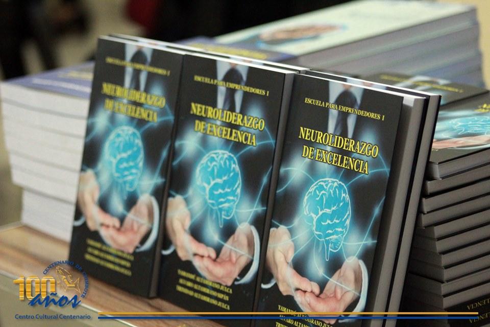 Presentación del libro Neuroliderazgo de Excelencia