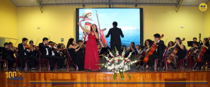 Concierto de Gala de la Orquesta Sinfónica Infantil Juvenil de Chimbote OSIJCH por San Pedrito