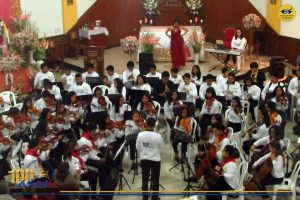La Orquesta Sinfónica Infantil Juvenil de Chimbote OSIJCH Perú Sinfónico en Casma