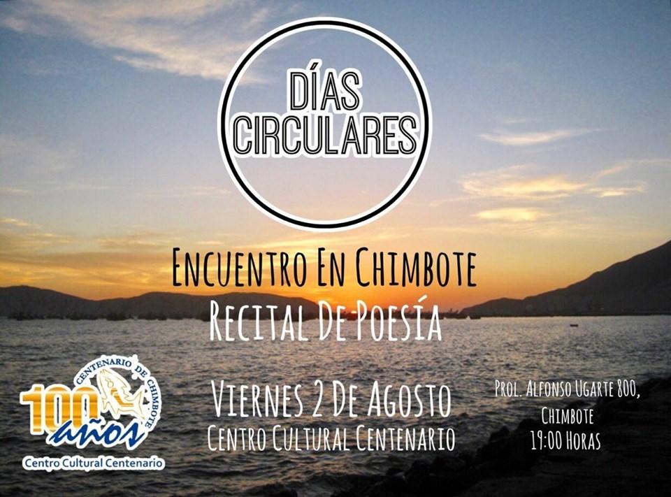Encuentro en Chimbote: Recital de Poesía