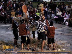 Chimbote celebró el Día Mundial del Folklore