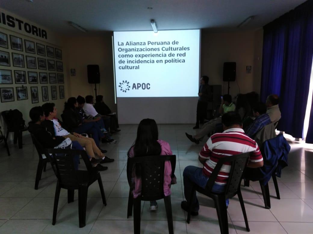 1ra reunión informativa rumbo al 6 ENC