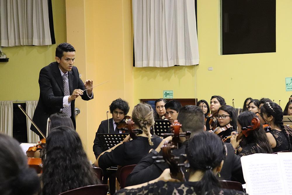 Así se vivió el Concierto Sinfónico por el décimo aniversario de la Orquesta Sinfónica Infantil Juvenil de Chimbote