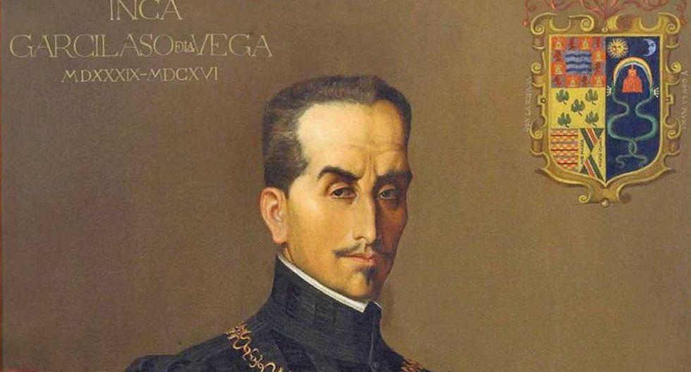 Inca Garcilaso de la Vega a 481 años de su nacimiento