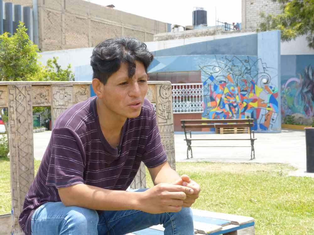 Artista plástico presentará exposición contemporánea